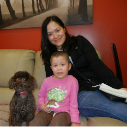 The Benefits of Pet Therapy at the Montreal Children's