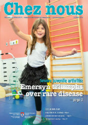 Systemic Juvenile Idiopathic Arthritis  Rheumatology