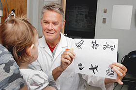 Dr. Robert Koenekoop, director of the McGill Ocular Genetics Laboratory at The Montreal Children's Hospital of the MUHC, who co-led this research