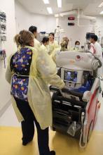 Code Orange Simulation Imaging Equipment Emergency Department